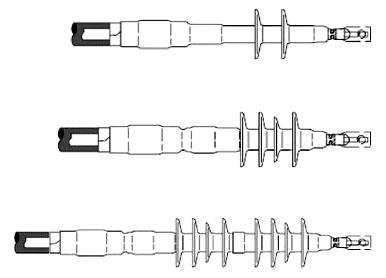 3M 2-3/0 TERMINATION KIT (3PER KIT)