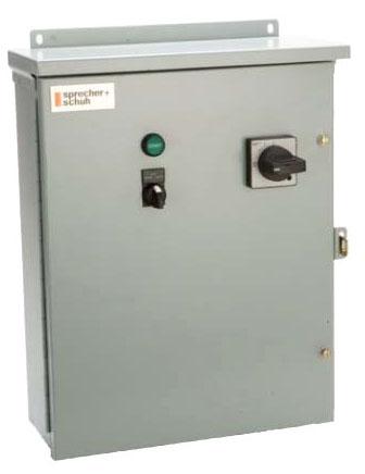 Pump Control Boxes
