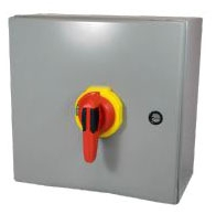 S&S 30A 600V FUSIBLE N3/4/12 SWITCH