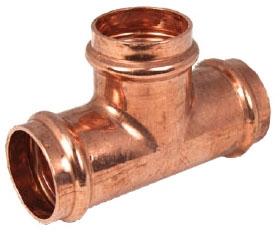 """2"""" Copper Press Tee"""
