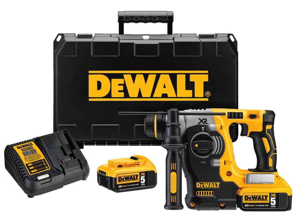DWT DCH273P2 DEWALT 20V MAX BRUSHLESS SDS ROTARY HAMMER KIT