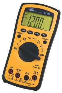 IDL 61-342 DIGITAL MULTIMETER