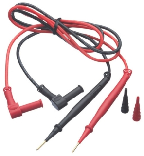 IDEAL TL-770 TEST LEADS WITH ALLIGATOR CLIPS