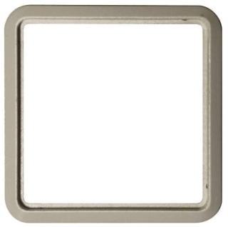 BEZ-55GRAYU UWZ 48 BEZEL, 55 X 55MM, GRAY