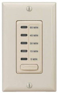 EI205 ELECTRONIC AUTO-OFF TIMER 5/15/30/45/60 MINUTE IVORY
