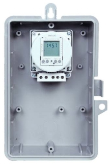 GMXFM1D20-I-120 ELECTRONIC 24-HOUR/7-DAY TIME SWITCH, NEMA 1 INDOOR PLASTIC ENCLOSURE, 16A, 120V 50/60HZ