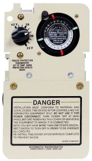 PF1102MT TIMER W/T-STAT, 240V - FITS T10000R, T30000R, T40000 PANELS