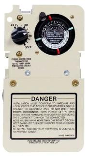 PF1103MT TIMER W/T-STAT, 120/240V - FITS T10000R, T30000R, T40000 PANELS