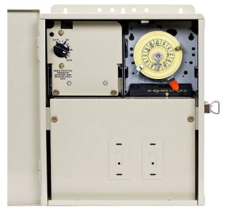 PF1112T FOR POOLS/SPAS REQUIREING ONE TIME SWITCH, 240V