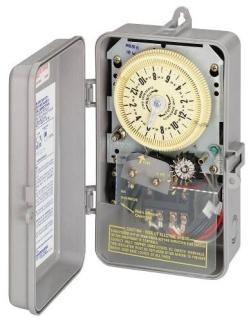 R8816P101C NEMA 3R - PLASTIC CASE 250 V DPST 25 AMP WITH RAIN SENSOR INPUT TERMINALS