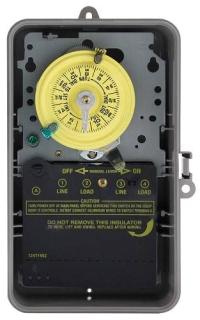 T103PCD82 NEMA 3R - PLASTIC CASE SEE THRU COVER 125 V DPST