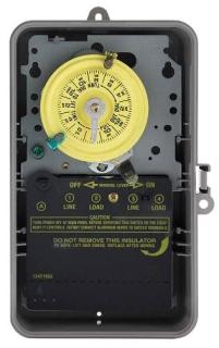 T104PCD82 NEMA 3R - PLASTIC CASE SEE THRU COVER 208-277 V DPST