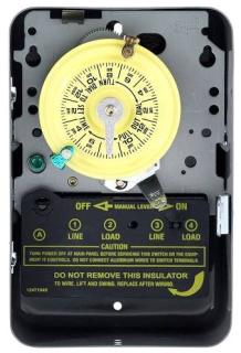 T105 NEMA 1 - 125 V SPDT