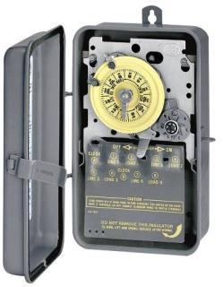 T1471BCR NEMA 3R STEEL CASE 125 V 4PST