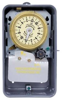 T1975ER NEMA 3R - STEEL CASE 480 V SPDT WITH 7 DAY SKIPPER