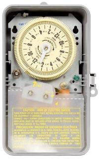 T8805P101C NEMA 3R - PLASTIC CASE 125 V SPST 15 AMP