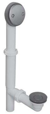 WATCO LIFT & TURN PVC WASTE/OVERFLOW CP