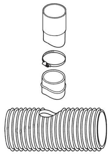 "12"" x 6"", SDR 26, PVC, Dual Wall, N12 Plain End/N12 Solid Tight/N12 Water Tight to N12 Plain End/N12 Solid Tight/N12 Water Tight, Inserta Tee"