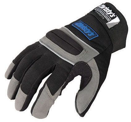 X-Large, Spandex Band, Performance, Work Gloves
