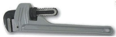 """24"""" L, Heat Treated Aluminum, Pipe Wrench"""