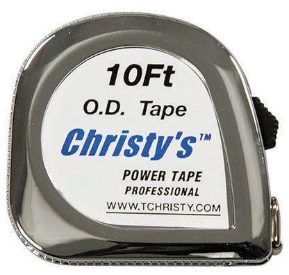 """1/4"""" x 10', OD Measuring Tape"""
