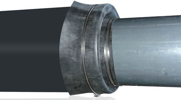 "8"" x 20"", End Seal for Casing Pipe"