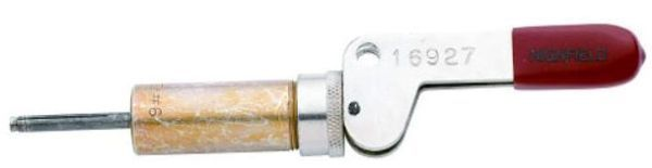 Case Hardened Stainless Steel, Barrel Lock Key