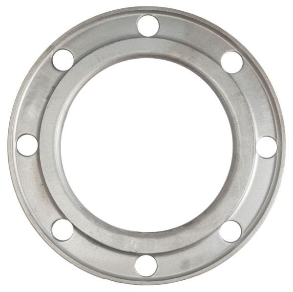 "3"" IPS, 316 Stainless Steel, Bolt Pattern, Backup Ring for HDPE Pipe"