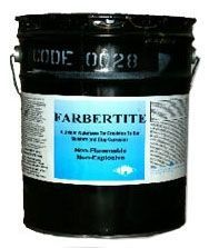 5 Gallon Pail, 268 Deg F Flash Point, 4 Hr Touch Time, Water Base, Black Coal Tar Coating