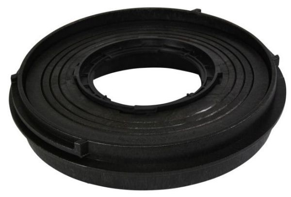 "10"" and 12"", Black, HDPE, Universal Adapter for 24"" Catch Basin"