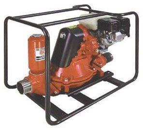 "3"" x 3"", NPT x NPT, 50' Discharge Head, 21.6 PSI, 80 GPM, Sand Cast Aluminum, Diaphragm Pump with 4.8 HP Honda GX160 Engine"