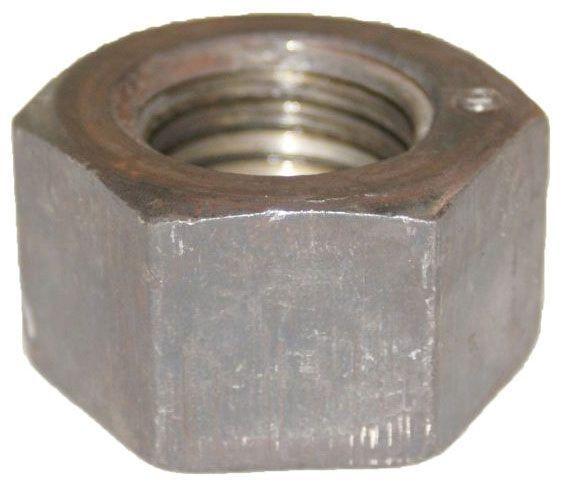 """3/4"""", UNC-2A, Plain, Steel, Heavy, Hex Nut"""