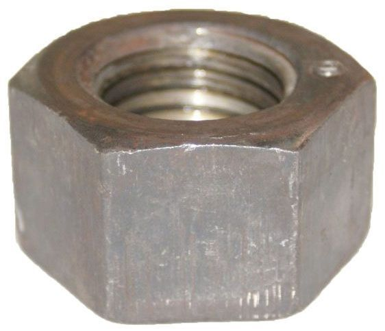 "3/4"", UNC-2A, Galvanized, Steel, Heavy, Hex Nut"