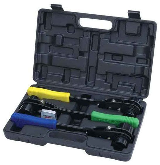 """1-1/8"""" and 15/16"""", Green Handle, Hex, Double Socket, Reversible, Ratchet Wrench"""