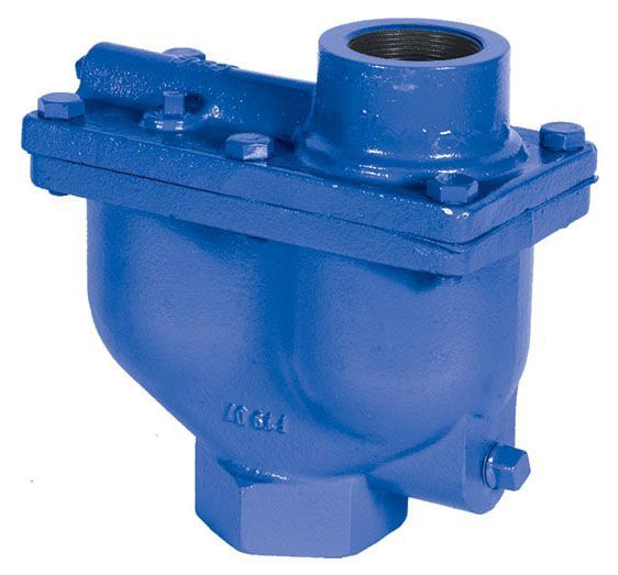 """1"""" NPT Inlet, Cast Iron, Automatic, Air Release Valve"""