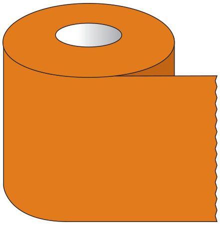 "SHA ST1010 1"" x 500"", 1"" Core, Copper, Removable Adhesive, Color Coded, Multi-Purpose Labeling Tape"