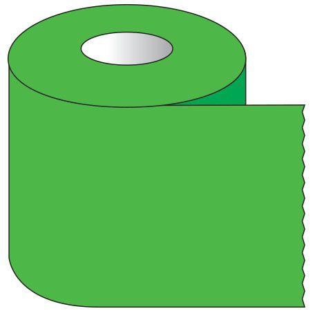 "SHA ST1029 1"" x 500"", 1"" Core, Fluorescent Green, Removable Adhesive, Color Coded, Multi-Purpose Labeling Tape"