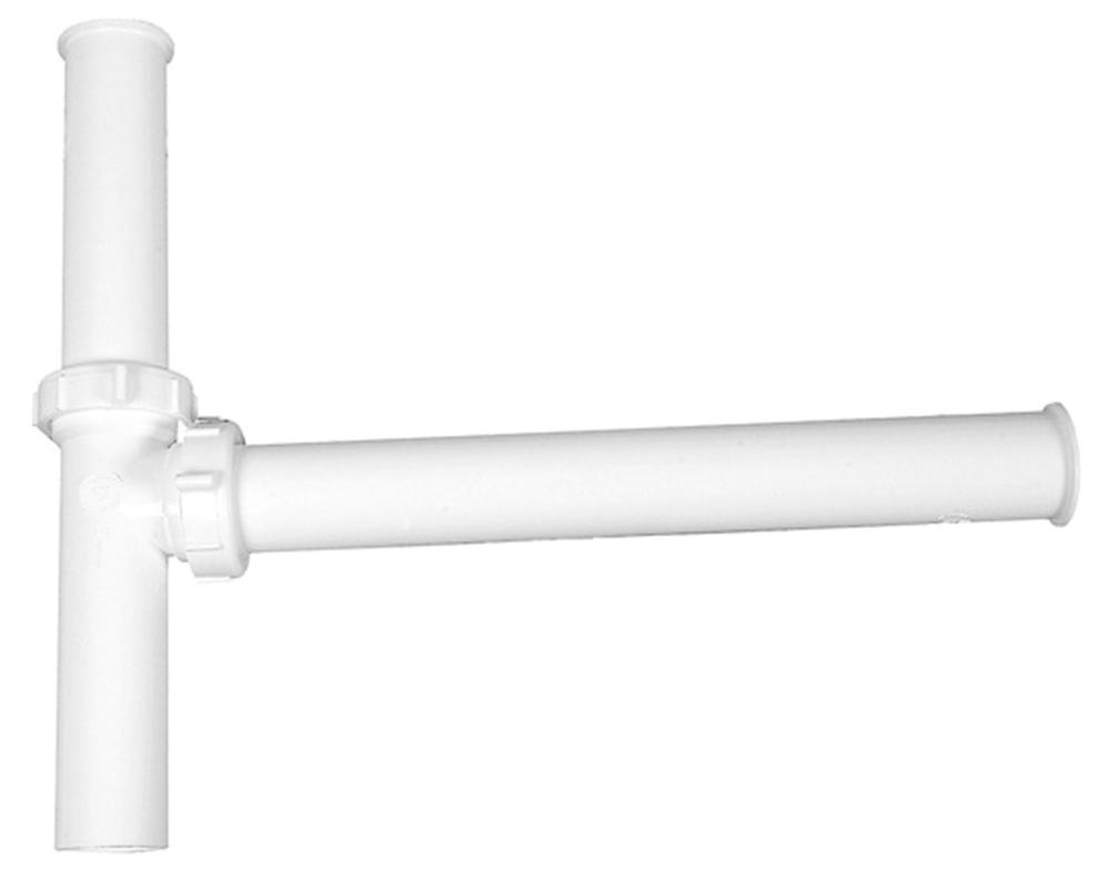 P9100 1-1/2 X 13 PVC END OUTLET DISPOSER WASTE KIT