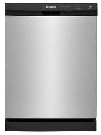 "24"" Built-In Dishwasher - 120 VAC, Stainless"