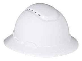 3MAS H-801V HDPE WHT HRD HAT
