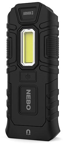 Nebo Armor 3 Work & Spot Light