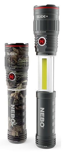 Nebo Slyde Flashlight & Worklight, Gen2