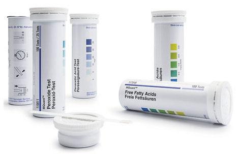 EMD 100361 Colorless, Liquid, 14 pH, Formaldehyde Test (100 per Pack)