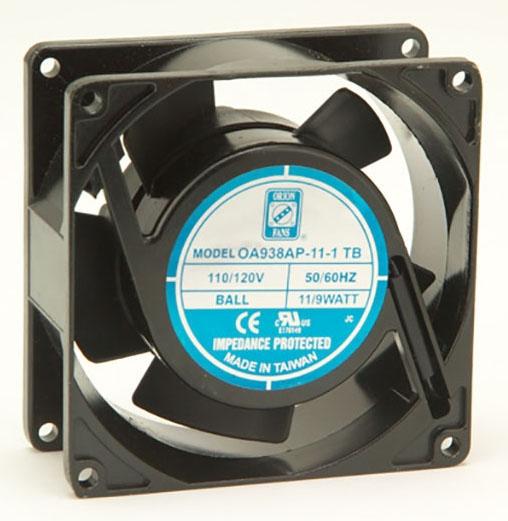 Orion Ac Cooling Fan 115v 3.62 X 1.5 9