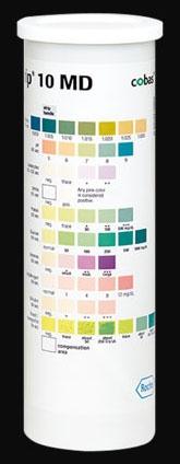 ROC 3260763 Solid, Urine Test Strip
