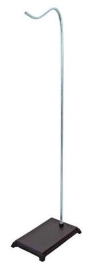 """BSC W44249 28"""" H, Steel Hook, Fluid Supply Stand"""