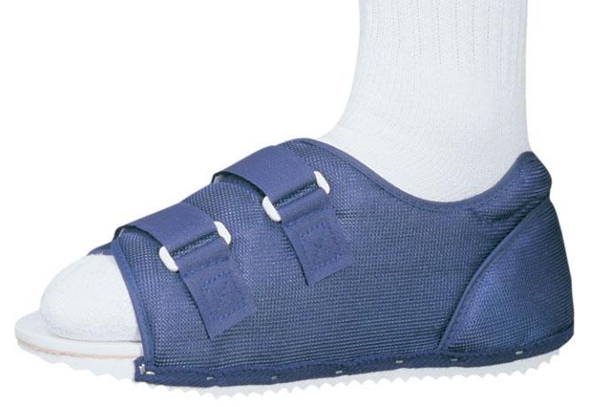 DJO 7990195 Medium, Size 6 to 8, Female Loop Lock Closure, Post Operative Shoe