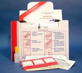 HEL 5071 ColoScreen Occult Blood Test Kit with Triple Unit