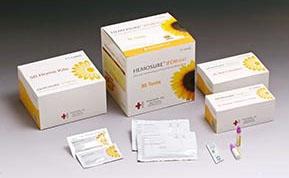 HEM T1CK30 30-Test, Physicians Office Test Kit