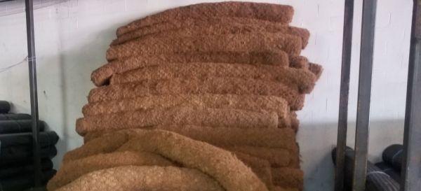 6-1/2' x 164', 700 Gram per Square Yard, Coir Yarn, Coir Mat